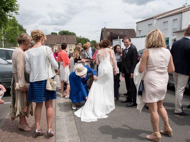 Le mariage de Christophe et Cécile à Vouneuil-sous-Biard, Vienne 13