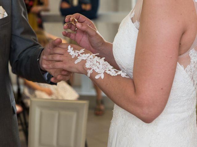 Le mariage de Christophe et Cécile à Vouneuil-sous-Biard, Vienne 17