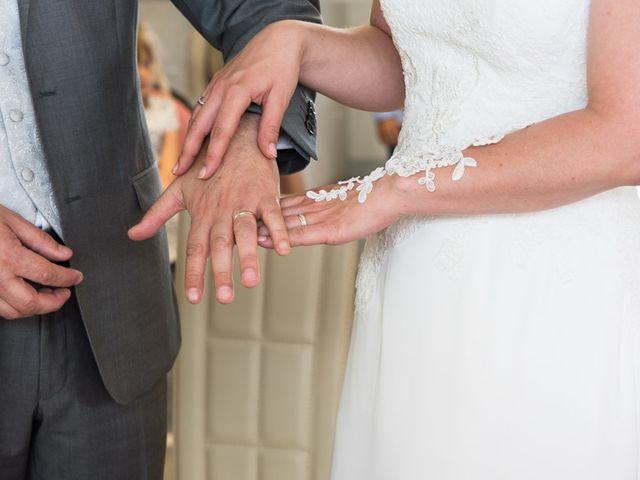 Le mariage de Christophe et Cécile à Vouneuil-sous-Biard, Vienne 18