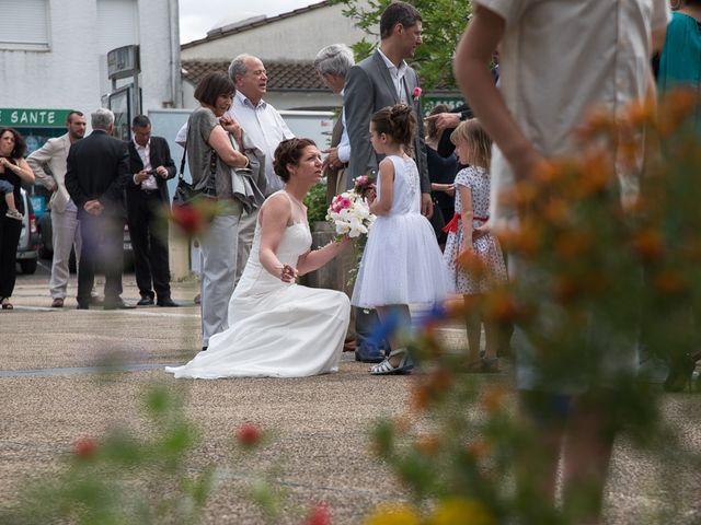 Le mariage de Christophe et Cécile à Vouneuil-sous-Biard, Vienne 21