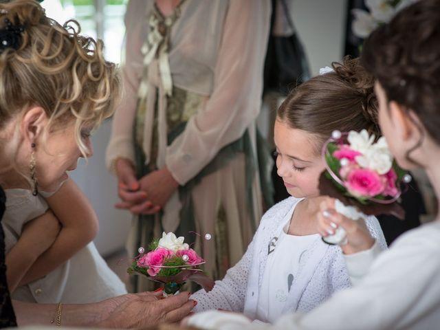 Le mariage de Christophe et Cécile à Vouneuil-sous-Biard, Vienne 35