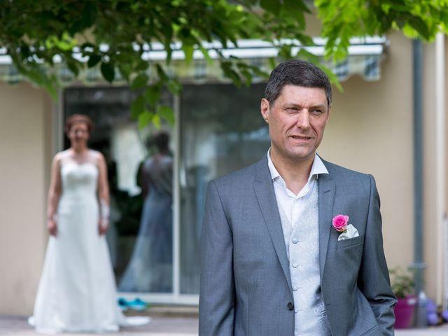 Le mariage de Christophe et Cécile à Vouneuil-sous-Biard, Vienne 37