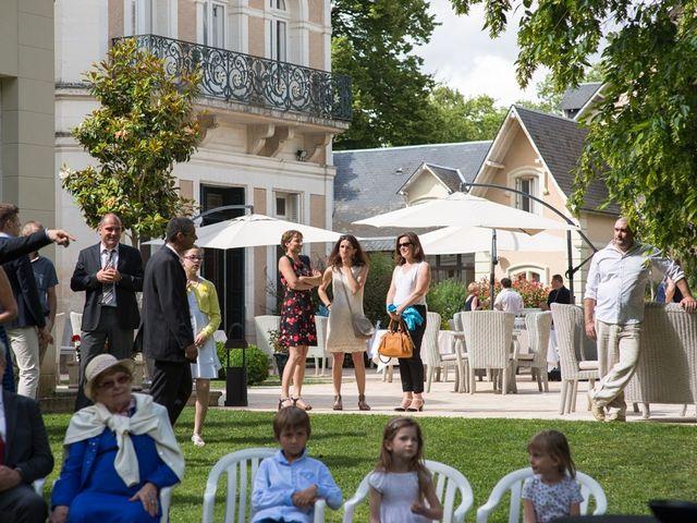 Le mariage de Christophe et Cécile à Vouneuil-sous-Biard, Vienne 58