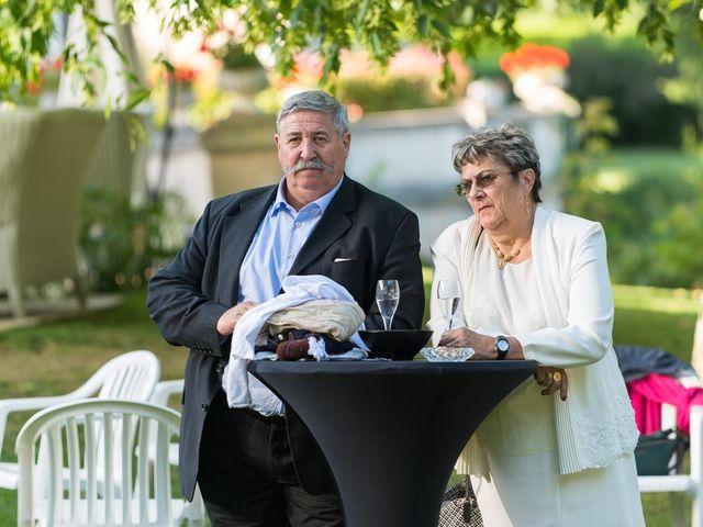 Le mariage de Christophe et Cécile à Vouneuil-sous-Biard, Vienne 60