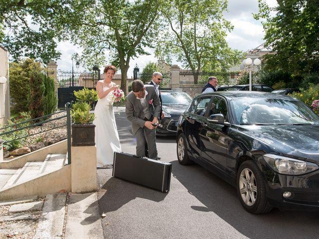 Le mariage de Christophe et Cécile à Vouneuil-sous-Biard, Vienne 69