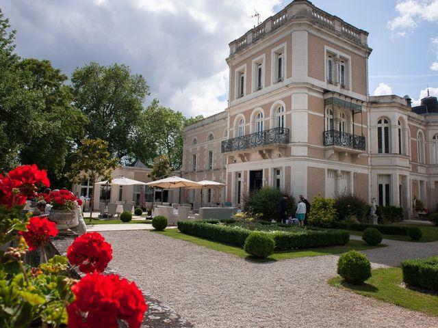 Le mariage de Christophe et Cécile à Vouneuil-sous-Biard, Vienne 92