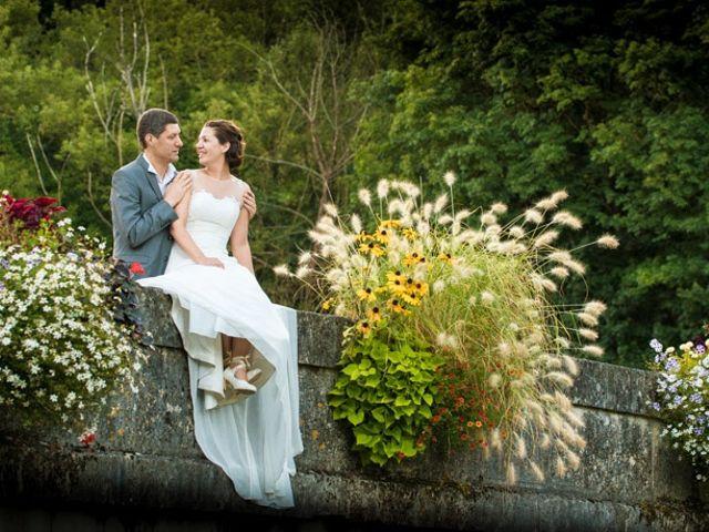Le mariage de Christophe et Cécile à Vouneuil-sous-Biard, Vienne 101