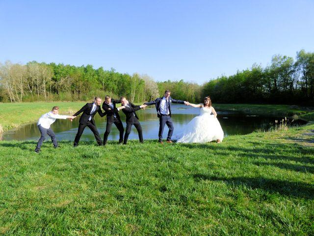 Le mariage de Tony et Laura à Raismes, Nord 4
