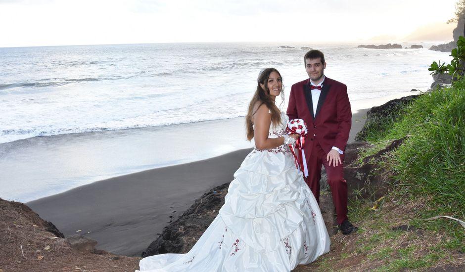 Le mariage de Alexandre et Angelique à Saint-Joseph, La Réunion