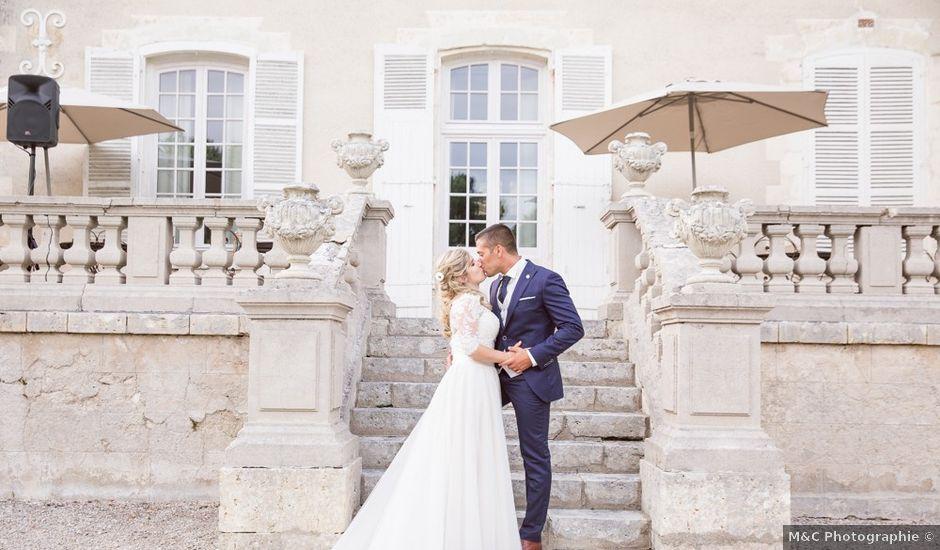 Le mariage de Benjamin et Valia à Blois, Loir-et-Cher