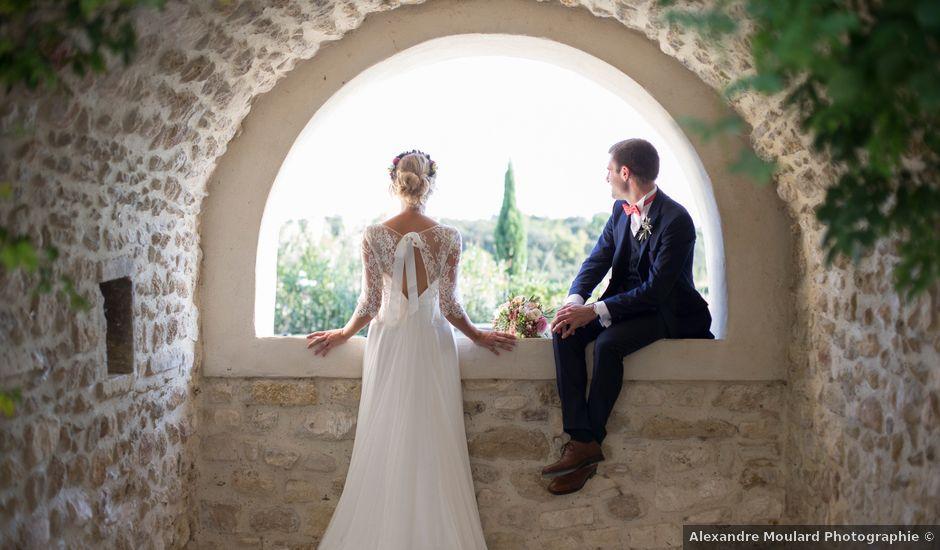 Le mariage de William et Marie à Solérieux, Drôme