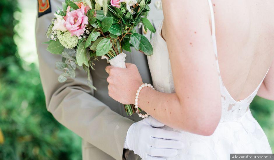 Le mariage de Florian et Erin à Gémenos, Bouches-du-Rhône