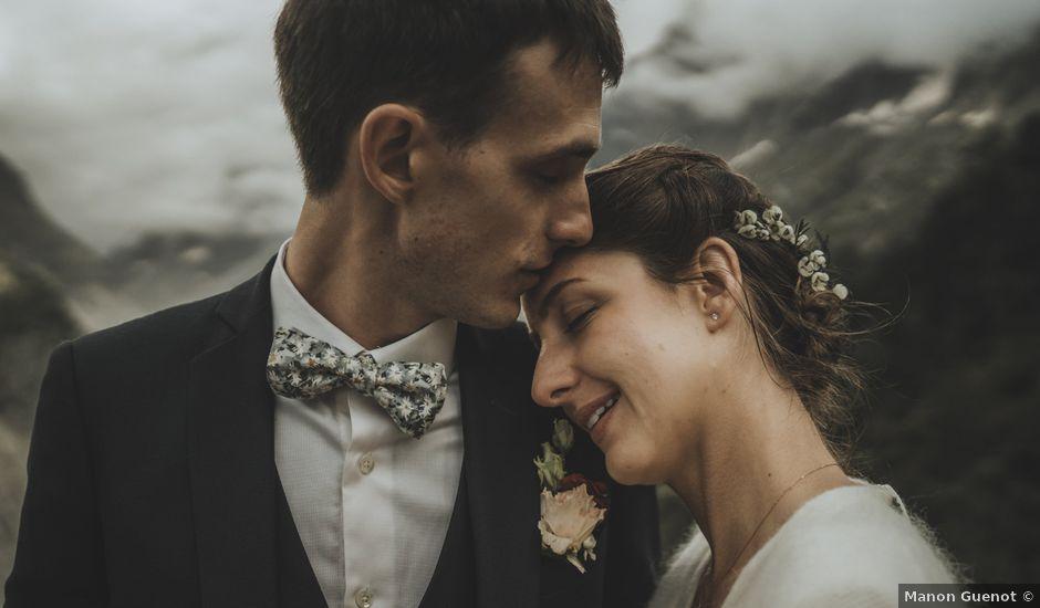 Le mariage de Gabriel et Camille à Chamonix-Mont-Blanc, Haute-Savoie