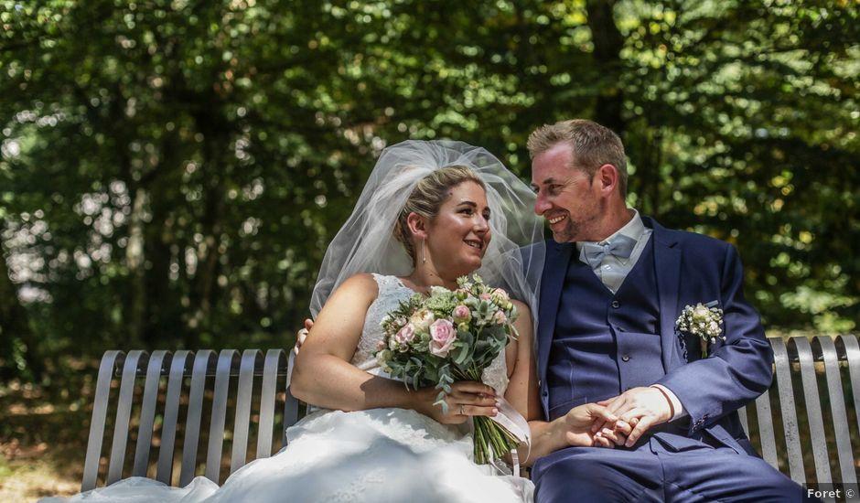 Le mariage de Cyril et Anne-Sophie à Saint-Gervais, Gironde