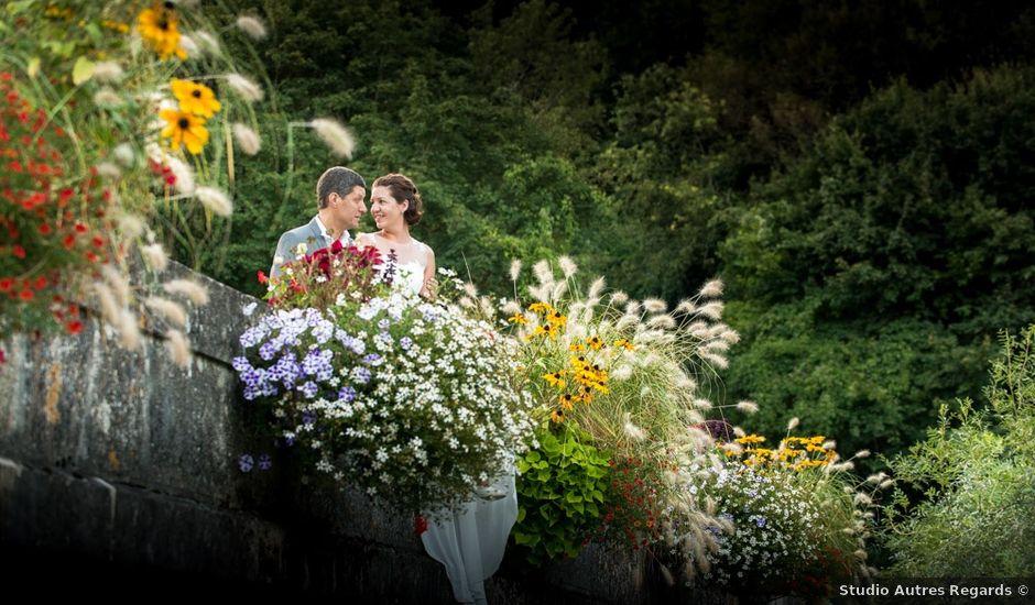 Le mariage de Christophe et Cécile à Vouneuil-sous-Biard, Vienne
