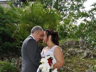 Le mariage de Marjorie et David  1