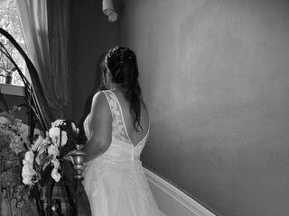 Le mariage de Marjorie et David  2