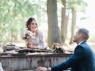 Le mariage de Samia et Abdel