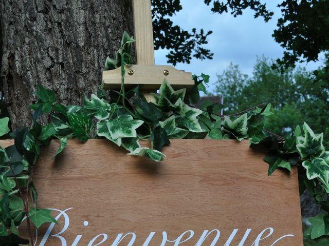 Le mariage de David  et Marjorie à Morestel, Isère 5