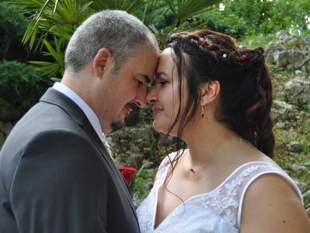 Le mariage de Marjorie et David