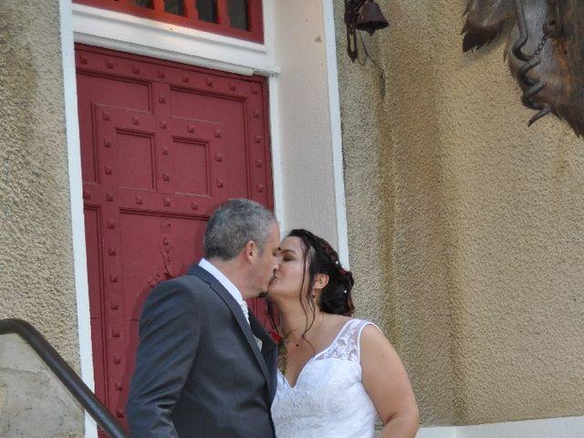 Le mariage de David  et Marjorie à Morestel, Isère 10