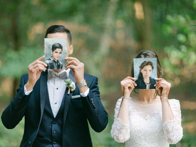 Le mariage de Abdel et Samia à Paris, Paris 11