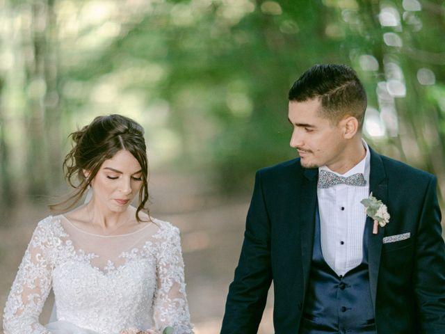 Le mariage de Abdel et Samia à Paris, Paris 14