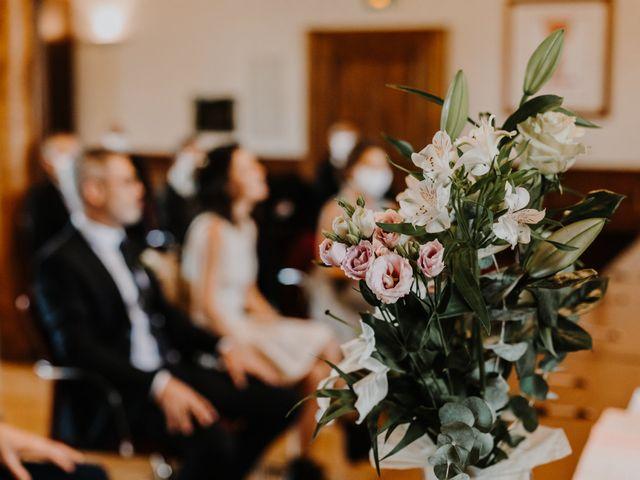 Le mariage de Julien et Marine à Sausheim, Haut Rhin 30