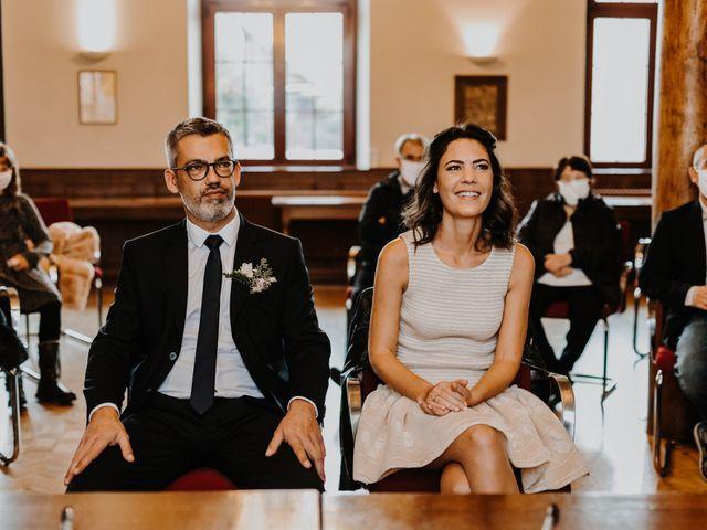 Le mariage de Julien et Marine à Sausheim, Haut Rhin 31