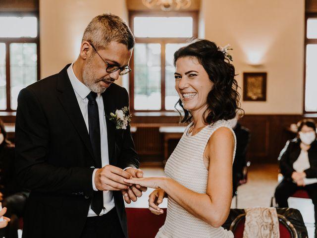 Le mariage de Julien et Marine à Sausheim, Haut Rhin 35