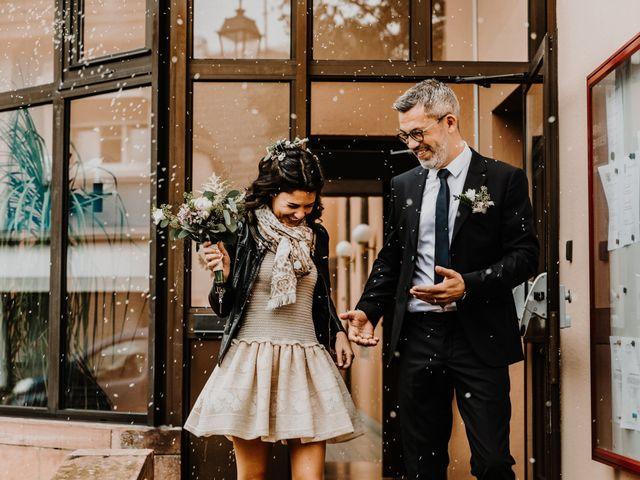 Le mariage de Julien et Marine à Sausheim, Haut Rhin 40