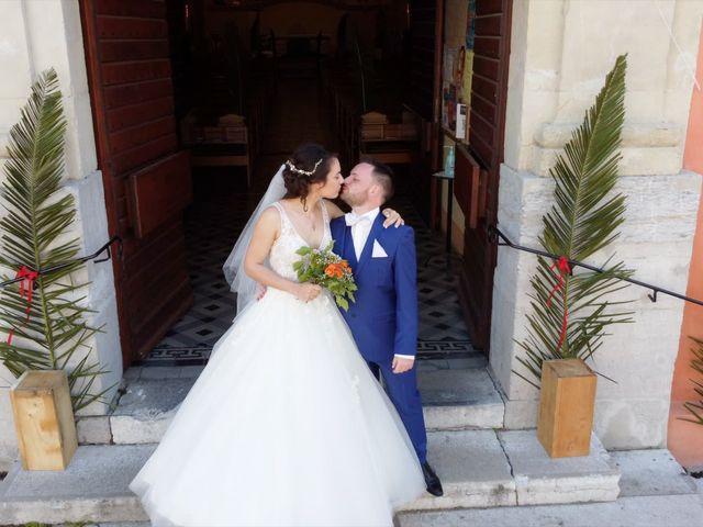 Le mariage de Hugo et Océane à La Garde, Var 8