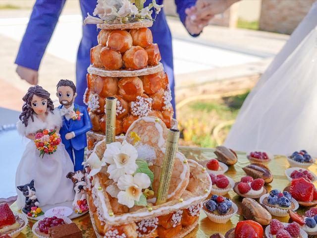 Le mariage de Hugo et Océane à La Garde, Var 9