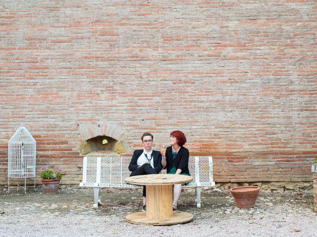 Le mariage de Pierre et Sarah à Toulouse, Haute-Garonne 64