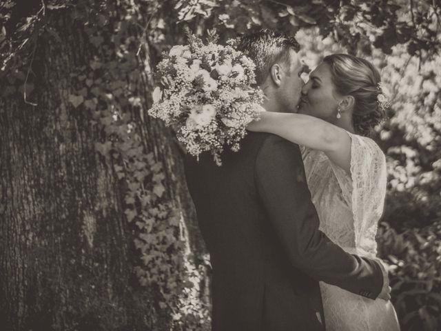 Le mariage de Klara et Stephan