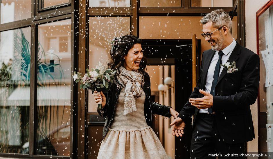 Le mariage de Julien et Marine à Sausheim, Haut Rhin