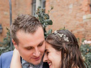 Le mariage de Eva et Benoît