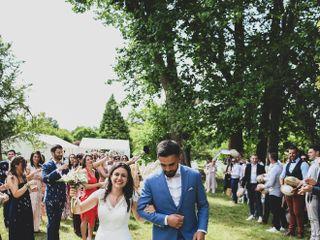 Le mariage de Magali et Loïc