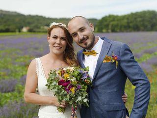 Le mariage de Camille et Fabien