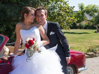 Le mariage de Coralie et Mickaël 1