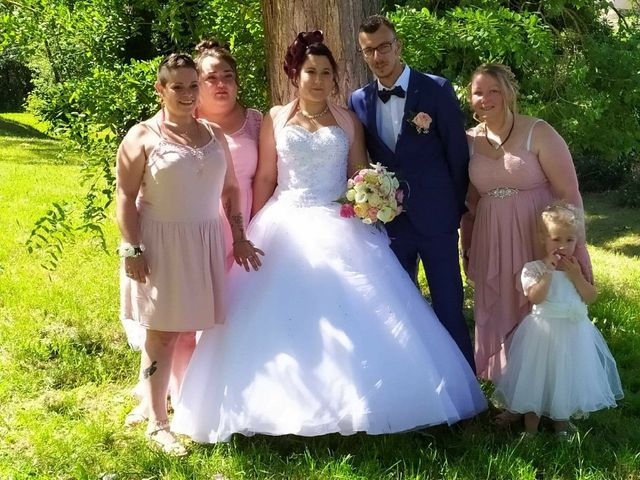 Le mariage de Angélique  et  Jérémy