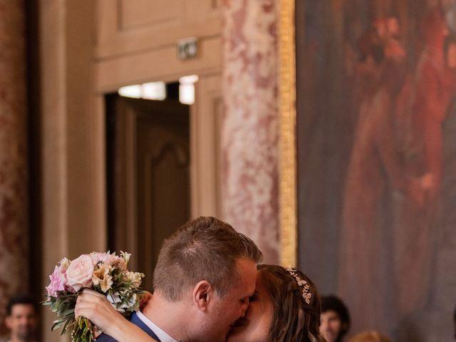 Le mariage de Benoît et Eva à Launac, Haute-Garonne 20