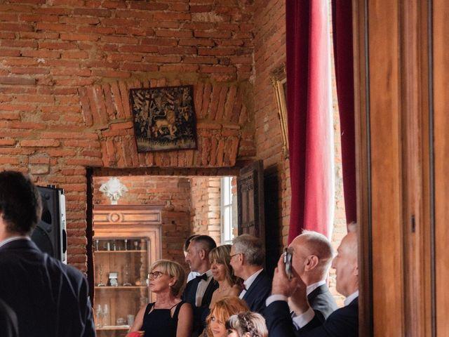 Le mariage de Benoît et Eva à Launac, Haute-Garonne 54