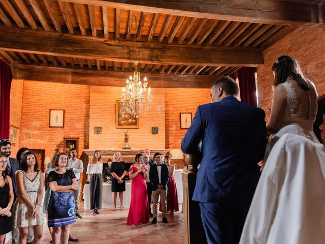 Le mariage de Benoît et Eva à Launac, Haute-Garonne 55