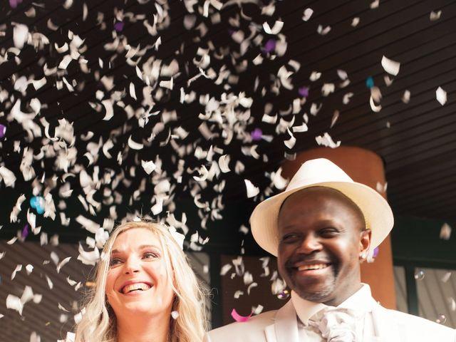 Le mariage de Musa et Marine à Cugnaux, Haute-Garonne 20