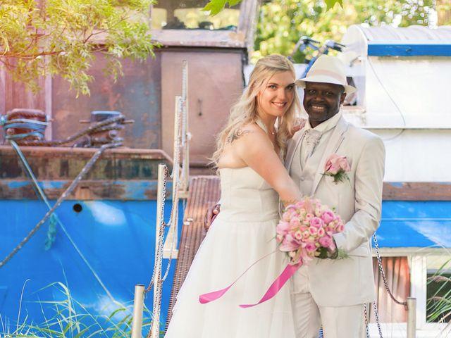Le mariage de Musa et Marine à Cugnaux, Haute-Garonne 32