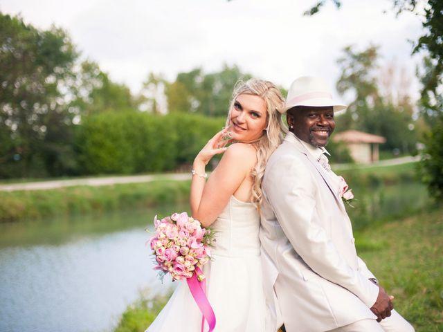 Le mariage de Musa et Marine à Cugnaux, Haute-Garonne 34