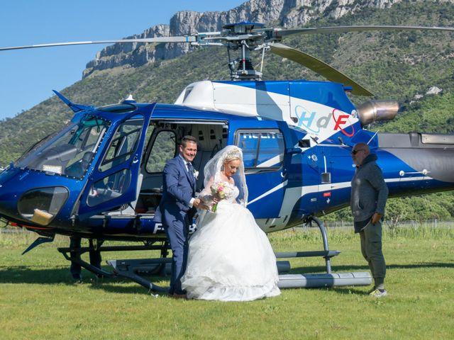 Le mariage de Ingrid et Mickael