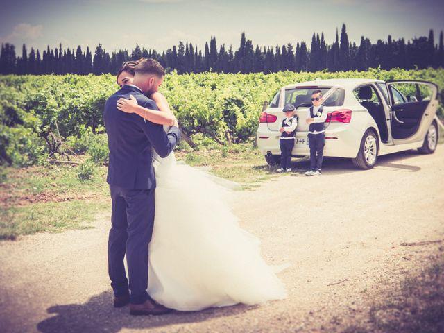 Le mariage de Frederic et Carole à Piolenc, Vaucluse 13