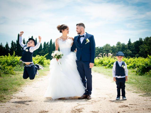 Le mariage de Frederic et Carole à Piolenc, Vaucluse 15